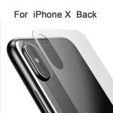 背部及び前部iPhone XのためのAnti-Shatter明確なスクリーンの保護装置のGlassguardの緩和されたガラスフィルム