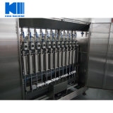 Fabricación linear automática de la máquina de rellenar del petróleo de /Edible del aceite de cocina/del aceite de oliva