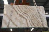 Onyx de madera de losas de mármol y mosaicos pisos de mármol&Albañilería