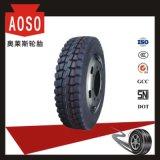 Aller Stahlradialreifen, LKW-Reifen mit PUNKT, GCC-Bescheinigungen