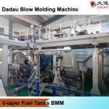 Machine de moulage de coup de réservoirs de carburant de norme d'émission Euro-5
