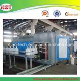 PET Trommel-Plastikwasser-Flasche, die Maschine/Strangpresßling-Blasformen-Maschine herstellt