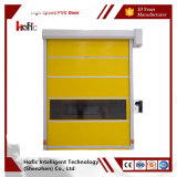 O PVC automática da porta de giro de Alta Velocidade