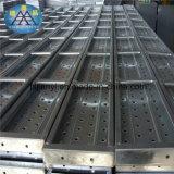 バルク卸売価格の軽量の安全金属の屋根ふきシートのScaffoldngの歩くボード