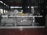 高い発電のディーゼル発電機1000kw/1250kVAパーキンズの発電機か無声発電機