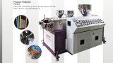 Het concurrerende Multi Plastic Kunstmatige Riet die van de Kleur Producerend Machine uitdrijven