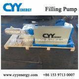 저온 액체 실린더 채우는 펌프/고압 피스톤 펌프