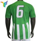 Haut de la qualité uniforme de Soccer Jersey gros personnalisé défini