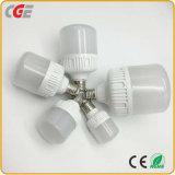Lâmpada LED B22/E27 Luz da Lâmpada T LED PC+quente da série de alumínio a venda de lâmpadas LED acende a lâmpada lâmpada LED