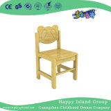 幼稚園の旧式な木製の子供の椅子の家具(HG-3907)