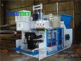 熱い販売Qmy12-15コンクリートブロックの移動式煉瓦作成機械
