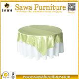 高品質のテーブルクロスまたはホテルのテーブルクロスかレストランTablecloth100% Plyester