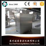 Máquina automática de chocolate templado con 1000kg/hora
