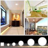 Runde LED Instrumententafel-Leuchte des Großverkauf-ultra dünnen 18W Fühler-