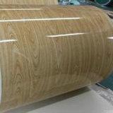 Het houten Grian Vooraf geverfte Blad/de Rol van het Aluminium