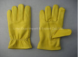 "10.5 "" перчаток заварки водителя безопасности коровы Split с Ctc"