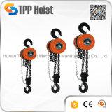 Alzamiento de cadena portable de calidad superior de Hsz 2t los 3m