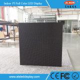 P3 Indoor Location Panneau affichage LED en couleur avec un poids léger Cabinet