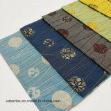 Tessuto da arredamento tinto filato del cuscino della presidenza del sofà della tessile della casa del poliestere del jacquard