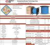CPR de cable de red LAN/Cable de datos/4p/ Cable UTP Cat5e CAT6 CAT6A