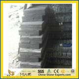Preto/Cinza natural/verde/desdobrado/Crazy/telhados/Irregulares pedra ardósia para pavimentação/Flooring/revestimento de paredes Decoration