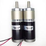 Диаметр 45 мм 12V 24В постоянного тока двигателя переключения передач с низким уровнем бокового зазора