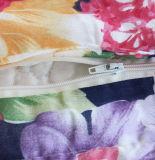 Настраиваемые Prewashed прочного удобные кровати стеганая 1-х покрывалами Coverlet для 87