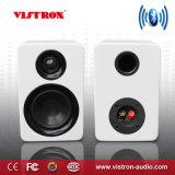 4 del Woofer i migliori Bluetooth altoparlanti attivi di Mutimedia per bianco d'ascolto del sistema di musica