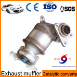 Pipe de convertisseur catalytique d'acier inoxydable d'automobile de fabrication de Chinois