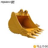 歯を搭載するRsbmの掘削機Gpのバケツの標準バケツ