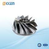 OEM 5 축선 CNC 정밀도 부속 CNC에 의하여 돌리는 부속 맷돌로 가는 부속 시제품 임펠러