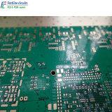 Hybride gedrucktes Leiterplatte gedruckte Schaltkarte 4 Schichten RO435b und Fr4 0.508mm Nichtleiter-Immersion-Gold-gedruckte Schaltkarte