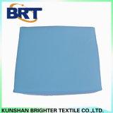Colcha impermeable respirable hecha punto azul del colchón de la tela