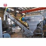 Überschüssige Plastikhochgeschwindigkeitsfriktion, die Maschine aufbereitend sich wäscht