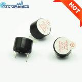 12 * 7,5 mm bruiteur magnétique 5V 12V DC 12075 broche vibreur pour les produits électroniques