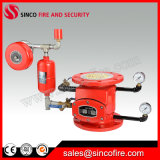 Горячий продавая влажный вентиль сигнала тревоги для системы опылительного орошения автоматического огня