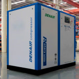 セリウムの証明書が付いている電気省エネねじ空気圧縮機