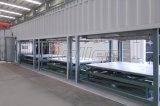 Tipo refrigerando direto automático colheita automática da máquina de gelo do bloco de 15 toneladas/dia do gelo