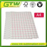 100 GSM ФУТБОЛКА бумаги для передачи света хлопок футболка в A3/A4