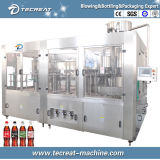 L'embouteillage de boissons soft Dxgf complète la ligne de production de la machine
