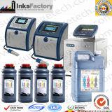 La codificación de caracteres grandes Cij de tinta de inyección de tinta