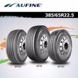 Neumático de TBR/neumático 385/65r22.5 con el etiquetado