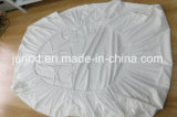 Protector impermeable 100% de Pad&Mattress del colchón del bucle de Terry del poliester para el hotel /Home