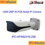 Dahua Starlight 1080P 100m IR H. 265 Câmara IP Poe Ipc-Hfw5231e-Z5