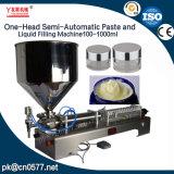 Halfautomatische het Vullen Machine voor Shampoo (G1WGD) 100-1000ml