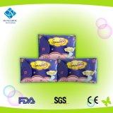 Weibliche Hygiene-Maxi super saugfähige gesundheitliche Mutterschaftsauflage
