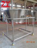 DLP-200 200kg/Batch farmacéutico/secador/máquina de pintar de la base flúida del alimento Factory/SS316L/Multi-Function granulador/