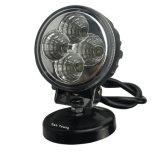 12W марки Hella светодиодный фонарь рабочего освещения на дороге автомобиль погрузчика