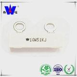 Resistor Wirewound Rx27-4hl del resistor del cemento