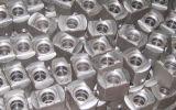 Carcaça do metal do OEM para as peças do trilho
